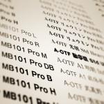 OpenTypeの文字組みに関する記事を修正しました【6/12】